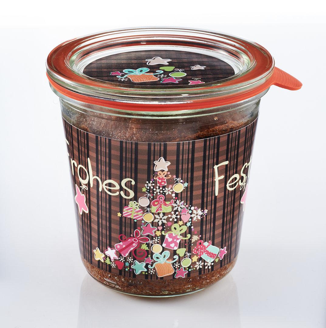 karo baum kuchen im glas 290ml weihnachtskuchen. Black Bedroom Furniture Sets. Home Design Ideas