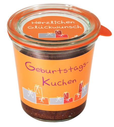 Gluckwunsche Kuchen Im Glas Nach Original Mathilda Rezept Gebacken